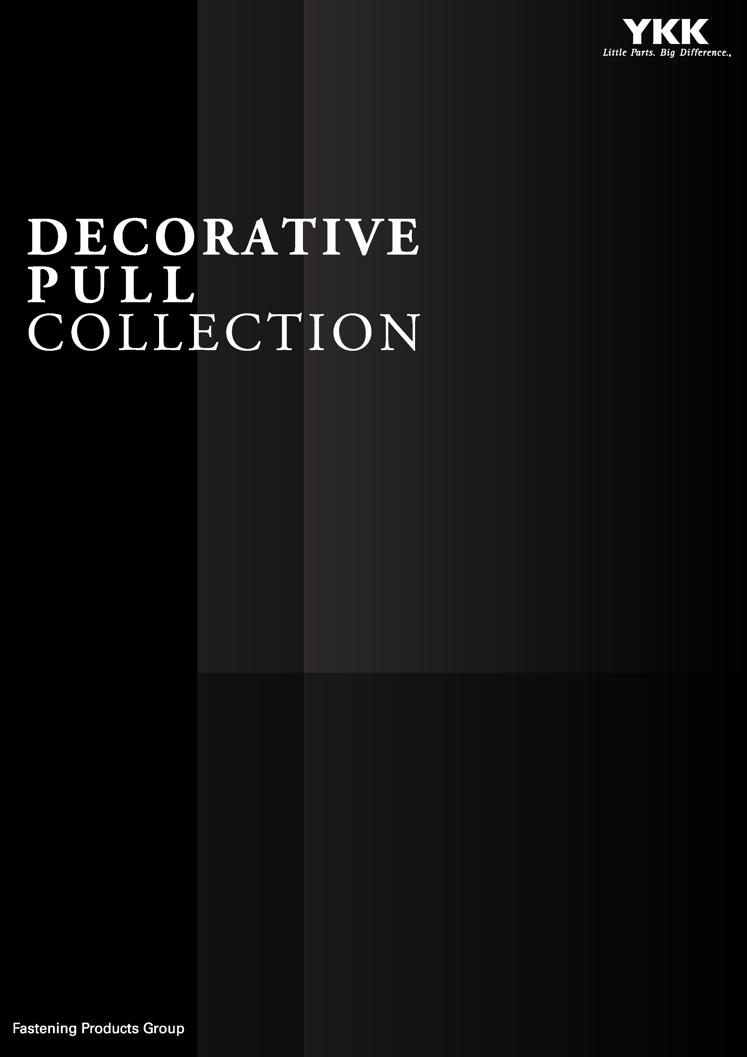 DECORATIVE PULL2018